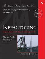Refactoring: Improving the Design of...