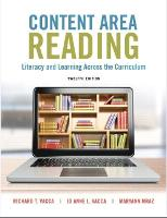 Content Area Reading: Literacy and...