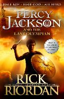 Percy Jackson and the Last Olympian...