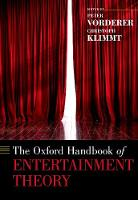 The Oxford Handbook of Entertainment...