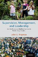 Supervision, Management, and...