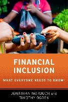 Financial Inclusion: What Everyone...