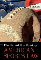 The Oxford Handbook of American ...