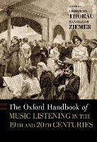 The Oxford Handbook of Music ...