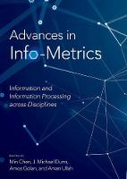 Advances in Info-Metrics: Information...