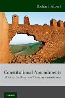 Constitutional Amendments: Making,...