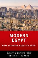 Modern Egypt: What Everyone Needs to...