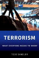 Terrorism: What Everyone Needs to ...
