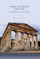Archaic and Classical Greek Sicily: A...