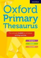 Oxford Primary Thesaurus