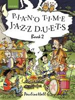 Piano Time Jazz Duets 2