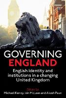 Governing England: English Identity...