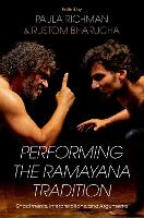 Performing the Ramayana Traditions:...