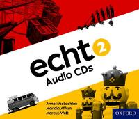 Echt 2 Audio CD Pack