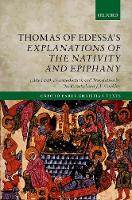Thomas of Edessa's Explanations of ...