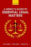 A Medic's Guide to Essential Legal...