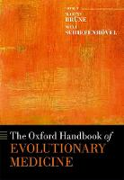 Oxford Handbook of Evolutionary Medicine