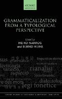 Grammaticalization from a Typological...