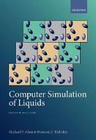 Computer Simulation of Liquids: ...