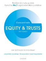 Equity & Trusts Concentrate: Law...