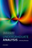 Undergraduate Analysis: A Working...