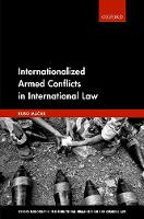Internationalized Armed Conflicts in...