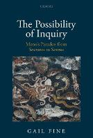 The Possibility of Inquiry: Meno's...