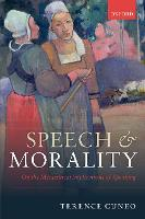 Speech and Morality: On the...