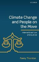 Climate Change and People on the ...
