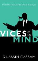 Vices of the Mind: From the...