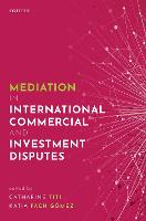 Mediation in International Commercial...
