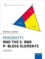 Periodicity and the s- and p- block...