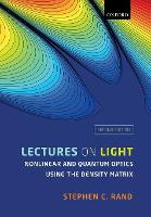 Lectures on Light: Nonlinear and...