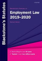 Blackstone's Statutes on Employment...