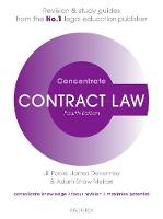 Contract Law Concentrate: Law ...