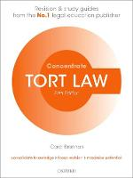 Tort Law Concentrate: Law Revision ...