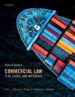 Sealy and Hooley's Commercial Law:...