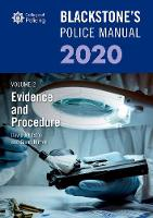 Blackstone's Police Manuals Volume 2:...