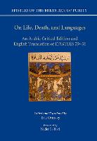 On Life, Death, and Languages: An...