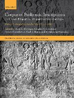 Corpus of Ptolemaic Inscriptions:...