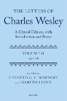 The Letters of Charles Wesley: A...