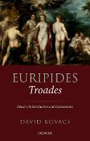 Euripides: Troades: Edited with...