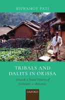 TRIBALS AND DALITS IN ORISSA: TOWARDS...