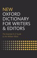 New Oxford Dictionary for Writers and...