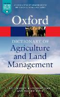 A Dictionary of Agriculture and Land...