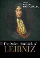 The Oxford Handbook of Leibniz