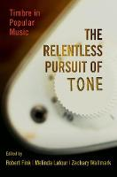 The Relentless Pursuit of Tone: ...