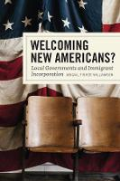Welcoming New Americans?: Local...