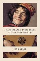 Shakespeare's Lyric Stage: Myth,...