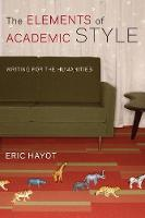 The Elements of Academic Style:...